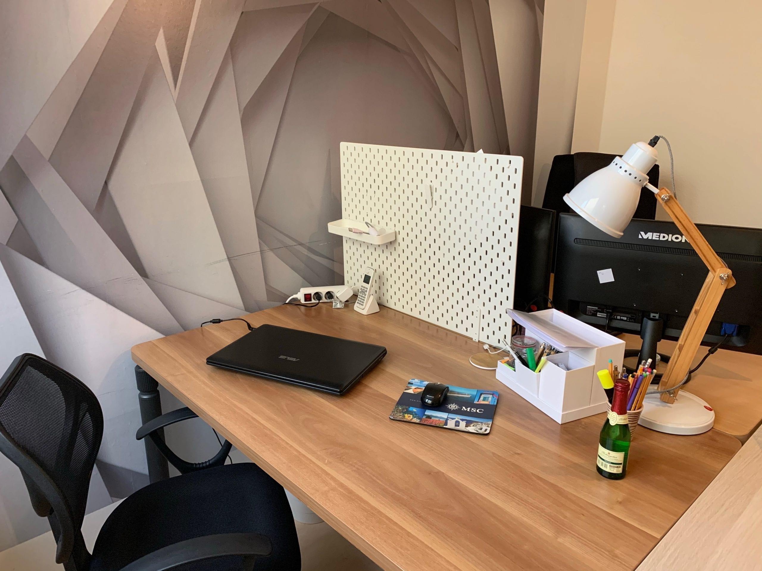 Elblicht-Desk Fix